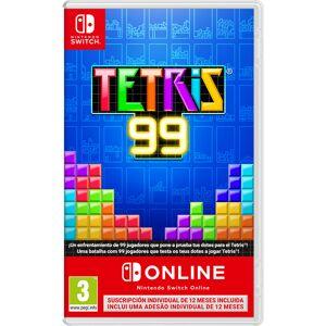 Nintendo Tetris 99 Nintendo Switch + Subscrição 12 Meses Nintendo Switch Online