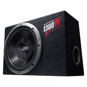 JVC CS-BW120 Subwoofer com Caixa Acústica 150W