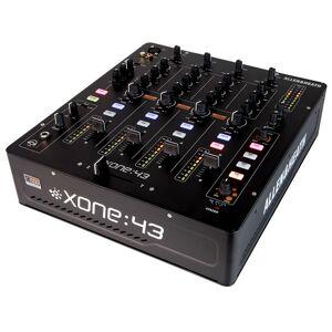 Allen & Heath Xone:43 Mesa de Mezclas DJ 4+1 Canales
