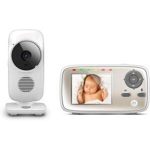 Motorola MBP 483 Intercomunicador de bebés com Video Sem Fios