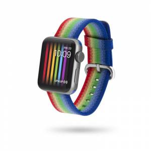 Unotec Bracelete Multicolor YMCA para Apple Watch 38/40mm