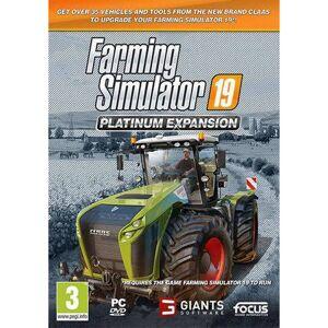koch-media Farming Simulator 19 Platinum Expansion PC