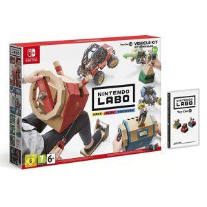 Nintendo Labo Kit de Veículos Toy-Con 03 para Nintendo Switch