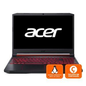 """Acer NITRO 5 AN515-43-R8ZW/AMD Ryzen 5 3550H /16 GB DDR4/512GB SSD/15.6"""" FHD/Radeon RX 560X/4GB/Black/Boot-up Linux (PT)"""