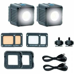 Cube Lume Cube 2.0 Pack 2 Tochas LED Compactas