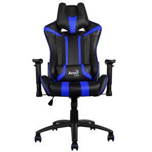 Aerocool AC120 Cadeira Gaming Profissional Azul