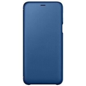 Samsung Wallet Cover Azul para Samsung Galaxy A6+