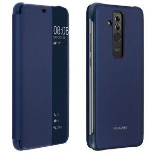 Huawei Capa Huawei Semi Translúcida Azul Escuro para Huawei Mate 20 Lite