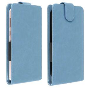 "Avizar Funda Vertical Azul para Smartphones 5.5"" a 6"""