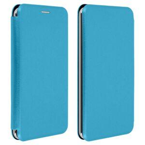 "Avizar Funda Libro con Slide Azul para Smartphones de 3.8"" a 4.7"""