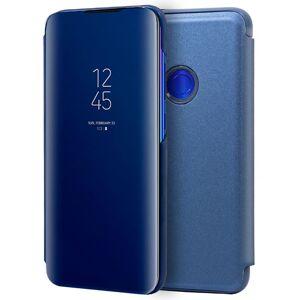 Cool Funda Flip Cover Clear View Azul para Xiaomi Redmi 7
