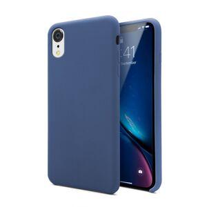 Unotec Soft Funda Azul para iPhone XR