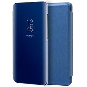 Cool Funda Flip Cover Clear View Azul para Xiaomi Mi A3