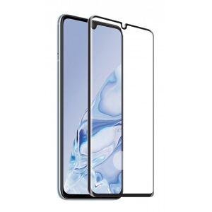 Muvit Protector Cristal Templado con Marco Negro para Xiaomi Mi Note 10 Pro