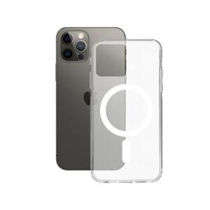 Mobile tech flex magcharge funda transparente para iphone 12 pro max