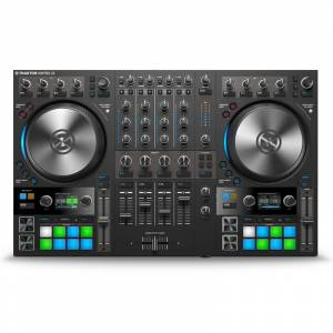 native-instruments Native Instruments Traktor Kontrol S4 MKIII Controladora DJ 4 Canais