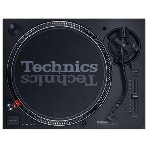 Technics SL-1200 MK7 Prato DJ Tração Direta Preto