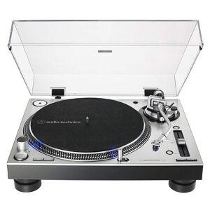 Technica Audio-Technica AT-LP140XP Prato DJ Tração Direta Prateado