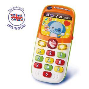 Vtech baby pequephone bilingüe