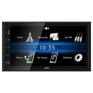 "JVC KW-M25BT Recetor Multimédia 6.8"" Táctil USB/Bluetooth/Android/iOS"