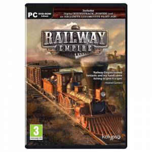meridiem-games Rail Empire Limited Edition Day One PC