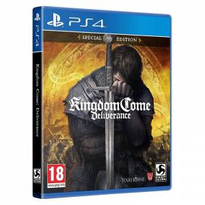 koch-media Kingdom Come Deliverance Special Edition PS4