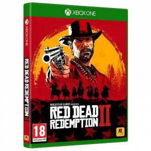 take2 Red Dead Redemption 2 Xbox One