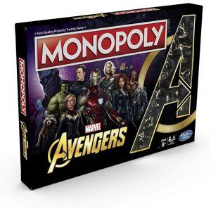Hasbro Monopoly Los Vengadores