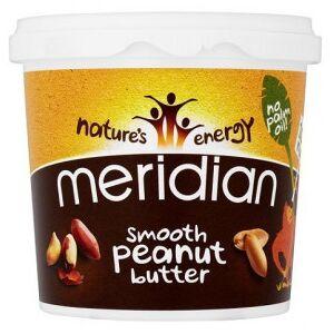 Meridian Foods Manteiga de Amendoim Macia Meridian 1 kg