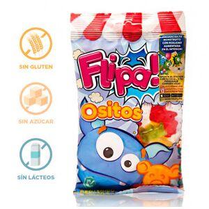 Flipa Gummies sem Açúcar Ursos  80 g