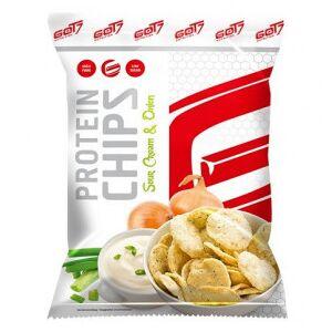 Got7 Nutrition Chips de Proteína Got7 Creme de Leite e Cebola 23g