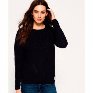 superdry Camisolas Superdry Albany Textured Knit