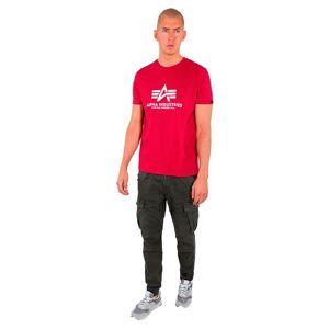 Industries Camiseta Manga Curta Basic XS Rbf Red