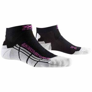 X-socks Run Discovery EU 37-38 Black Melange