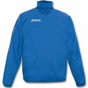 Joma Windbreaker Polyester Junior 8 Years Royal
