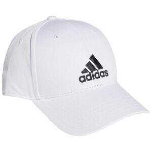 Adidas Baseball Cotton Twill 51 cm White / White / Black