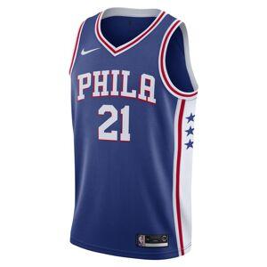 Nike Camisola NBA da Nike Swingman Joel Embiid 76ers Icon Edition - Azul