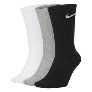 Nike Meias de treino Nike Everyday Lightweight (3 pares) - Multicolor