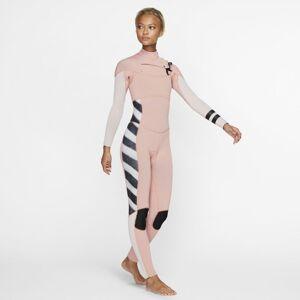 Nike Fato de surf Hurley Advantage Plus 4/3mm Fullsuit para mulher - Rosa