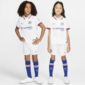 Nike Equipamento de futebol Chelsea FC 2019/20 Away para criança - Branco