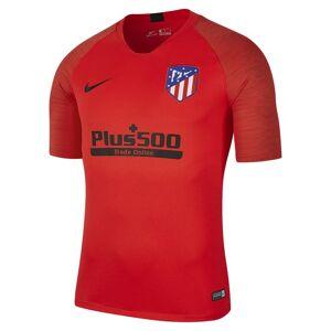 Nike Camisola de futebol de manga curta Atlético de Madrid Strike para homem - Vermelho