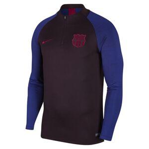 Nike Camisola de treino de futebol Nike Dri-FIT FC Barcelona Strike para homem - Roxo