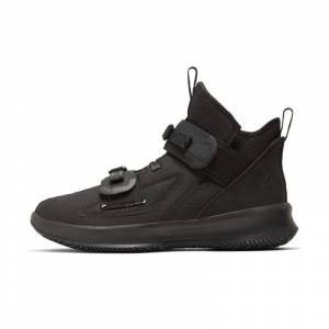 Nike Sapatilhas de basquetebol LeBron Soldier 13 SFG - Preto