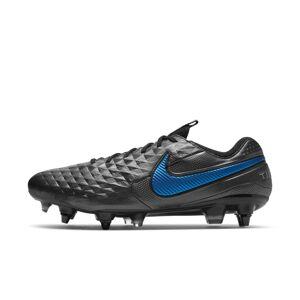 Nike Chuteiras de futebol para terreno mole Nike Tiempo Legend 8 Elite SG-PRO Anti-Clog Traction - Preto