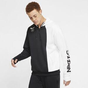 Nike Hoodie de futebol Nike F.C. para homem - Branco
