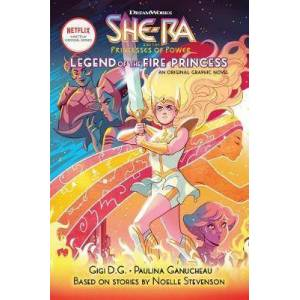 Legend of the Fire Princess (DreamWorks: She-Ra and the by Gigi D G Legend of the Fire Princess (DreamWorks: She-Ra and the Princess of Power : Paperback : Scholastic US : 9781338538953 : 1338538950 : 01 Mar 2020 : Even after everything that's happened, the world outside the Horde's walls is still a strange one to Adora. Each day she's learning more about her growing powers as She-Ra, including something new: the ability to heal corrupted runestones. Runestones are the magical source from which princesses like Frosta, Mermista, and Perfuma draw their power, but Glimmer knows of another runestone -- one with a dark past. Long ago a fire princess ruled the lands to the west, until her thirst for power corrupted her, and led to the ruin of her kingdom. Glimmer thinks the lost fire runestone could give the Rebellion an edge in the fight against the Horde, but claiming this ancient power won't be easy... especially not when the Horde has their eyes set on the same prize.