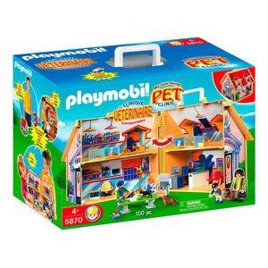 Playmobil Clínica Veterinária Maleta5870