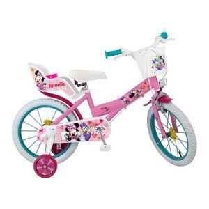 TOIMSA Minnie Mouse - Bicicleta 16 Polegadas