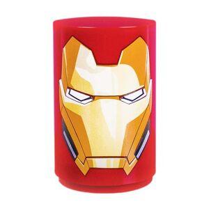 Os Vingadores - Mini Lâmpada Iron Man