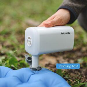 Naturehike Multifunctional Mini Air Pump 3-in-1 Power Bank Inflator LED Light Lamp Lighting USB Charging Inflator Pump Blow
